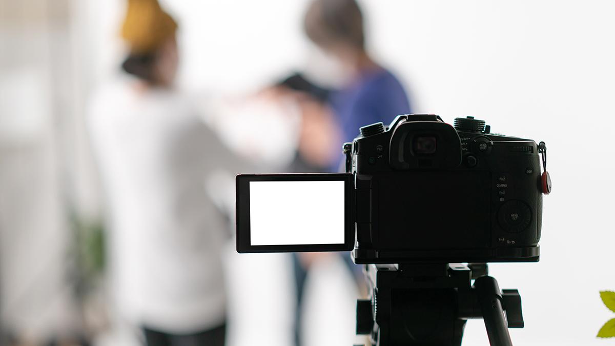 SNS用の動画コンテンツ作成